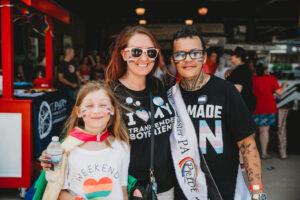 Pride Family at LancPride 2020